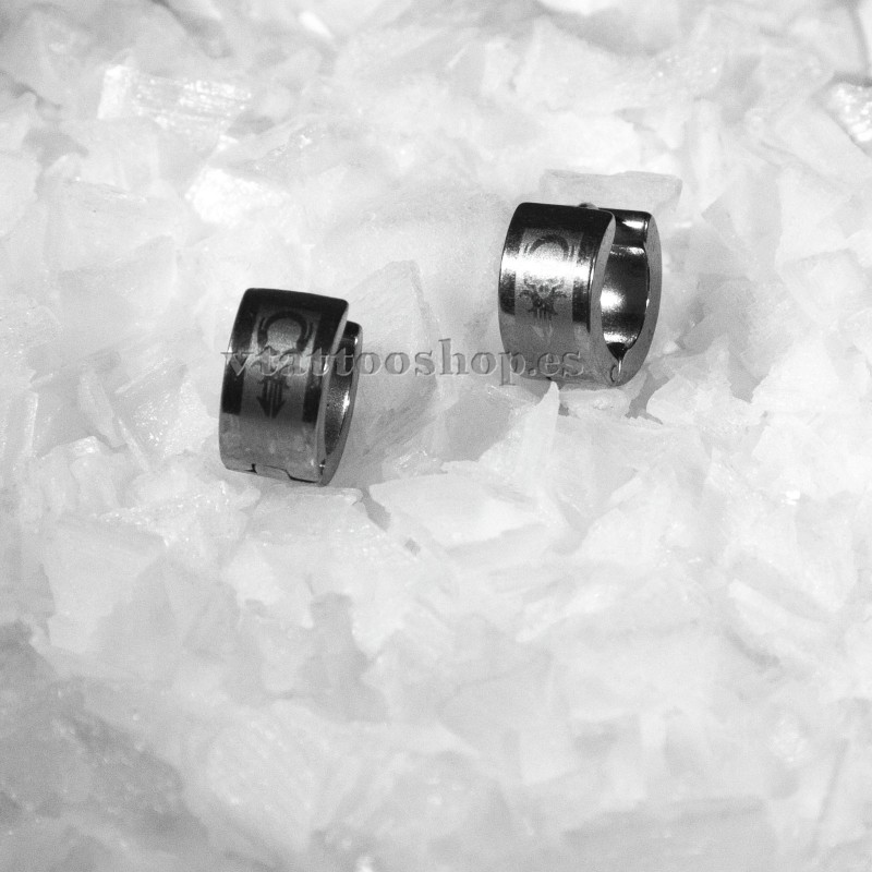 BRILLANTES 316L OREJA 1 mm