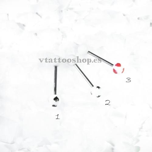 POKER 1.6 x 16 mm LENGUA