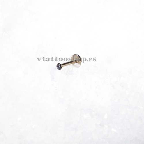 18k ORO LABIO 1.2 x 8 mm