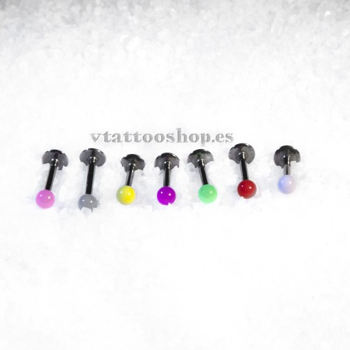 COLOR OPACO LABIO 1.2 x 8 mm