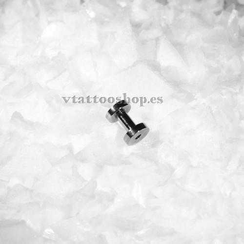 DILATADOR ACERO ROSCA 2,5 mm