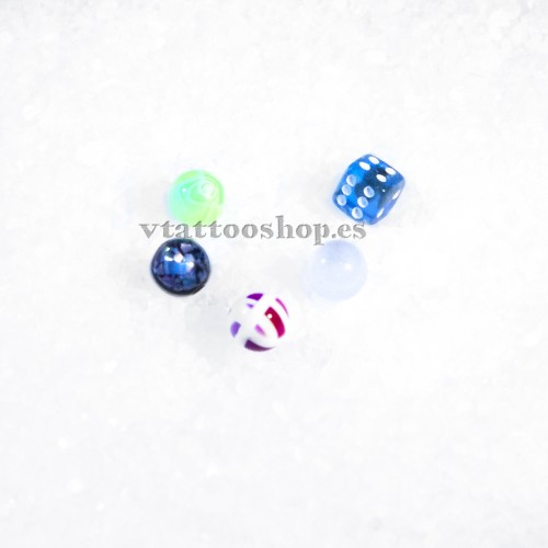 PACK AHORRO BOLAS 1.6 mm x 6 mm