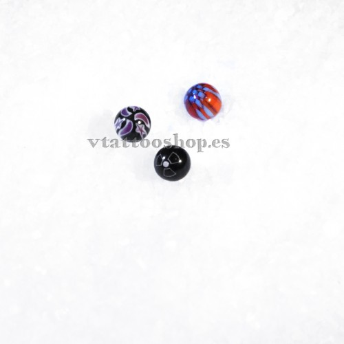 PACK AHORRO BOLAS 1.6 x 6 mm