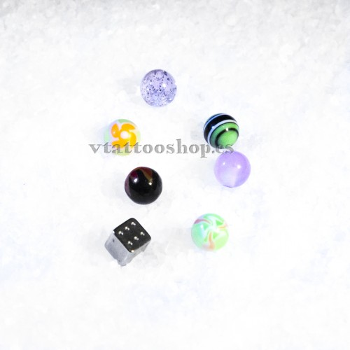 PACK AHORRO BOLAS 1.6 mm