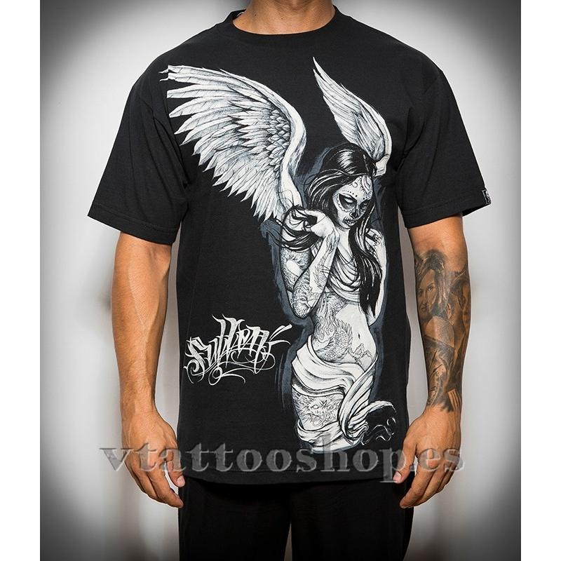 Sullen Fallen Angel t-shirt