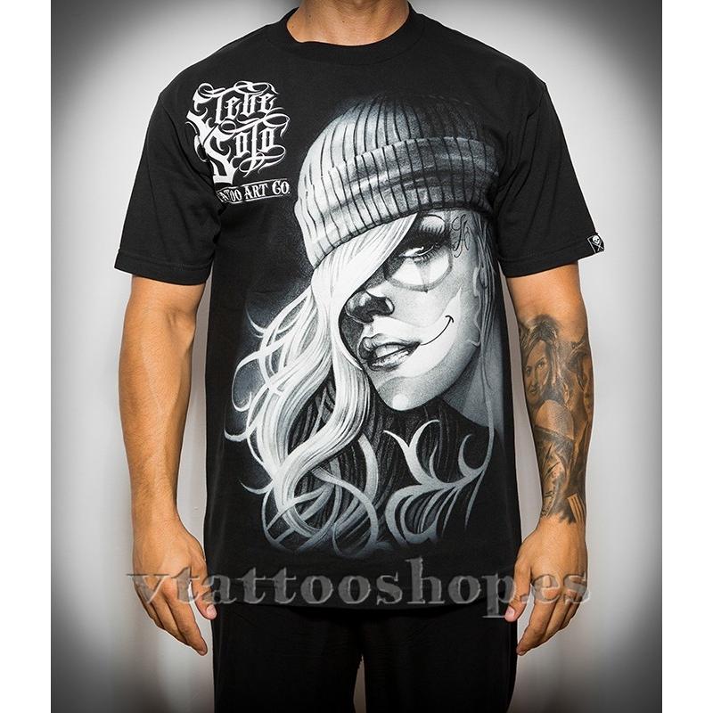 Camiseta Sullen Soto Art