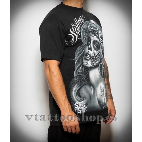 Camiseta Sullen Querida muerta
