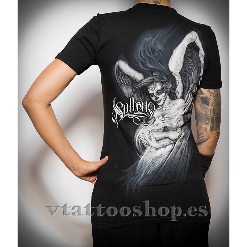 Sullen Embrance woman t-shirt