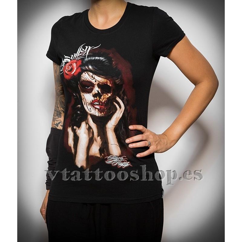 Camiseta Sullen Simon woman
