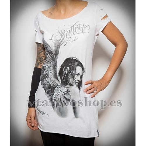 Camisetas Sullen Heaven woman