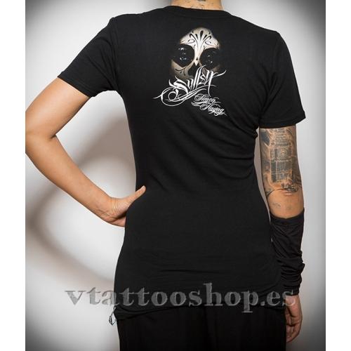 Camiseta Sullen Querida muerta woman