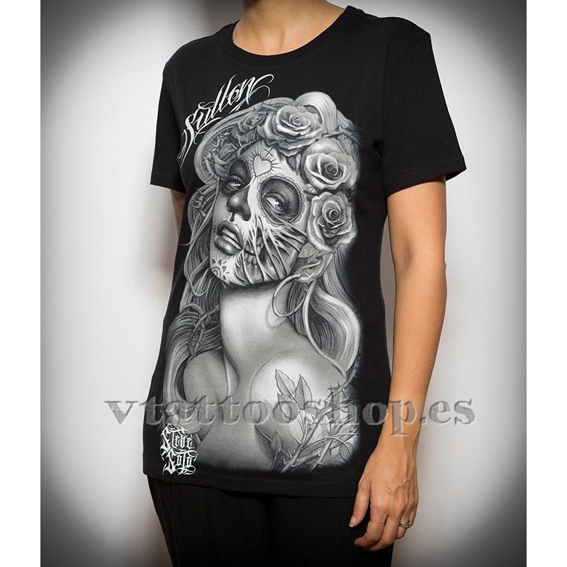 Sullen Querida muerta woman t-shirt