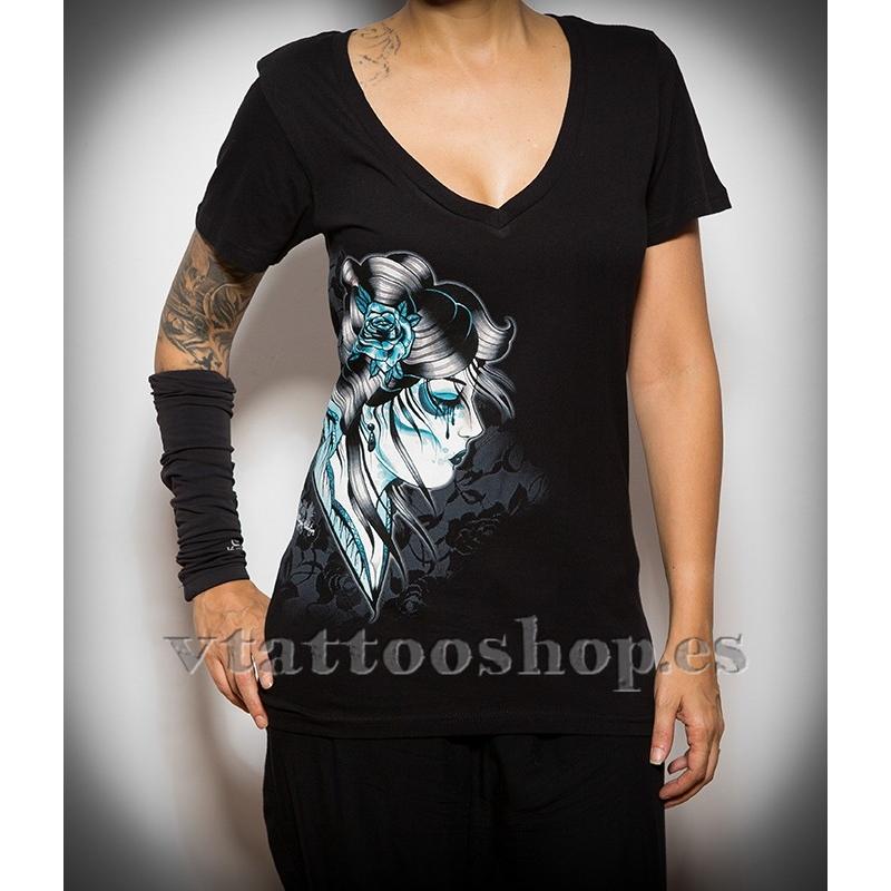 Sullen Vamp woman t-shirt