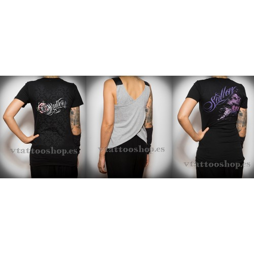 T-shirt savings pack Sullen small woman
