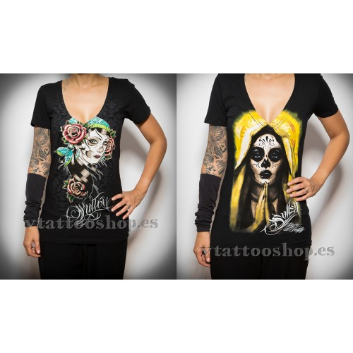 WOMEN T-SHIRT SAVER PACK SULLEN MEDIUM