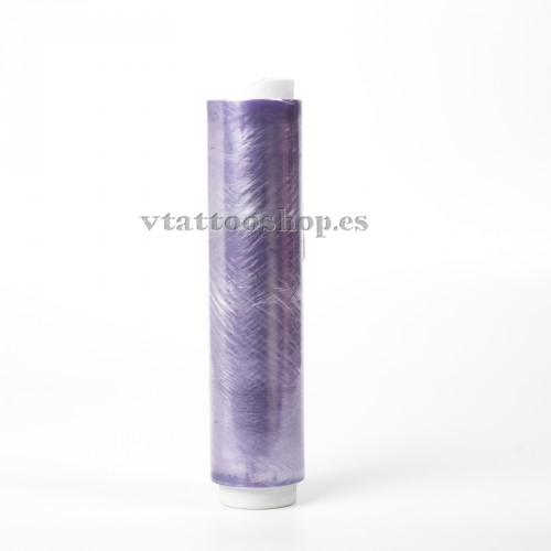 Transparent film coil