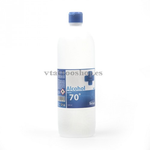 ALCOHOL 70º 1 litro.