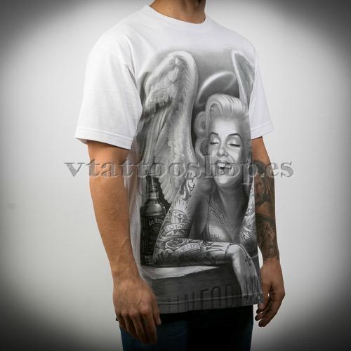 OG Abel Angelyne sport t-shirt
