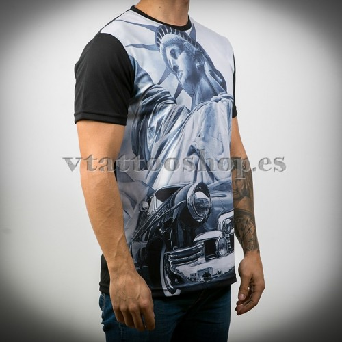 Camiseta ink New York