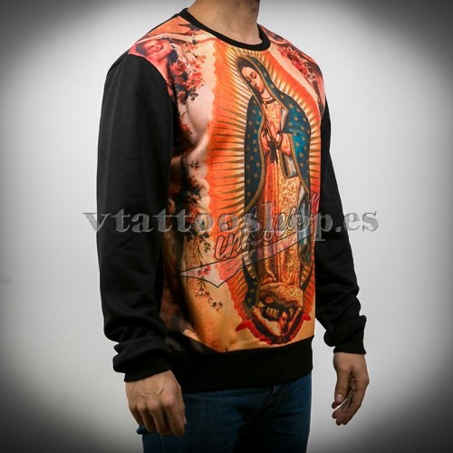 GUADALUPE INK LONG SLEEVE T-SHIRT