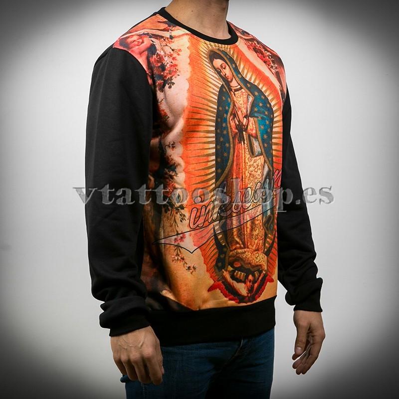 Camiseta nk Guadalupe manga larga