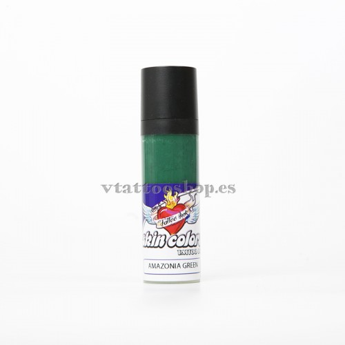 TINTA SKIN COLORS 30 ml AMAZONIA GREEN