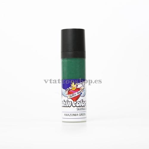 Skin colors ink amazonia green 30 ml
