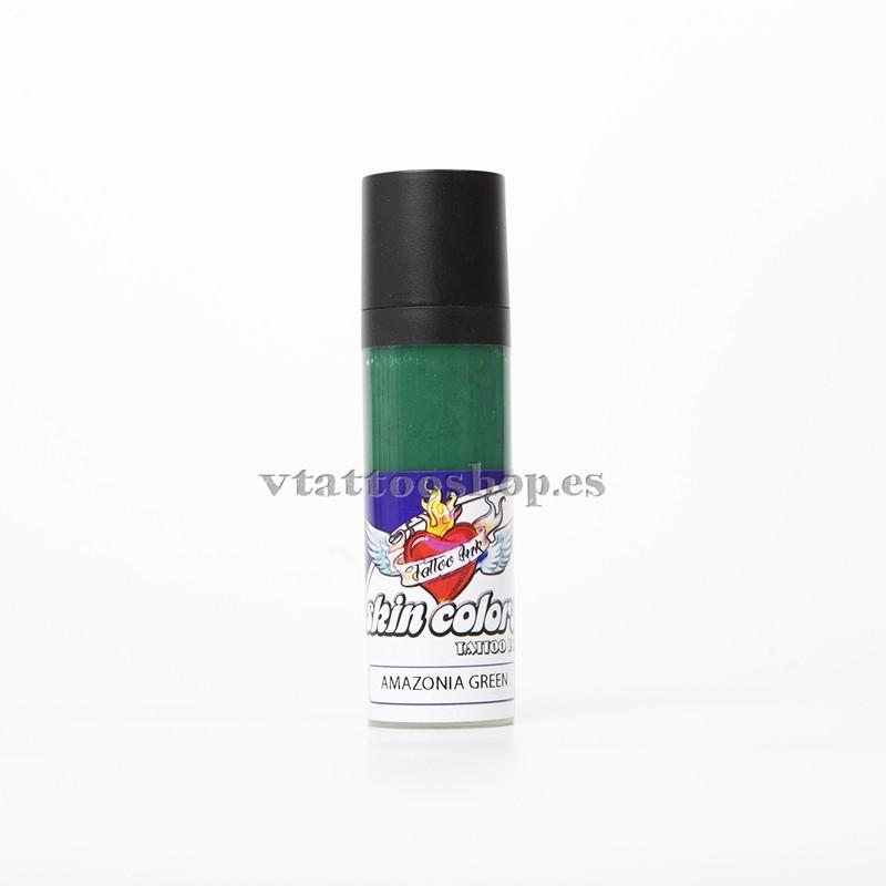 Tinta Skin colors amazonia green 30 ml