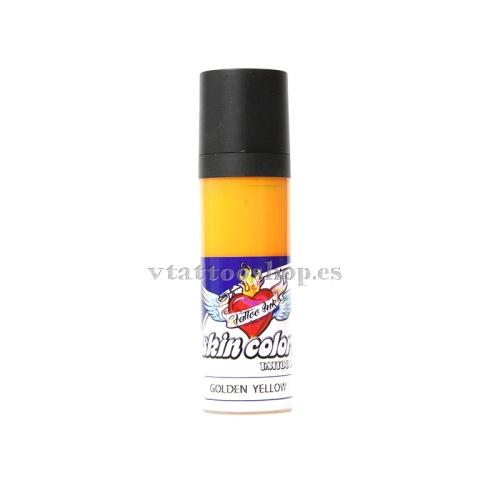 TINTA SKIN COLORS GOLDEN YELLOW 30 ml