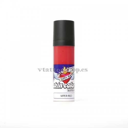 TINTA SKIN COLORS 30 ml VIPER RED