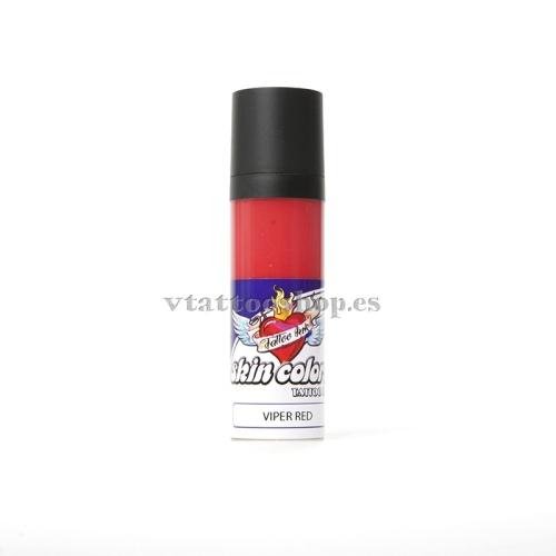 TINTA SKIN COLORS 30 ml VIPER RED