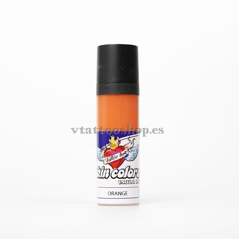 Tinta Skin colors 30 ml orange