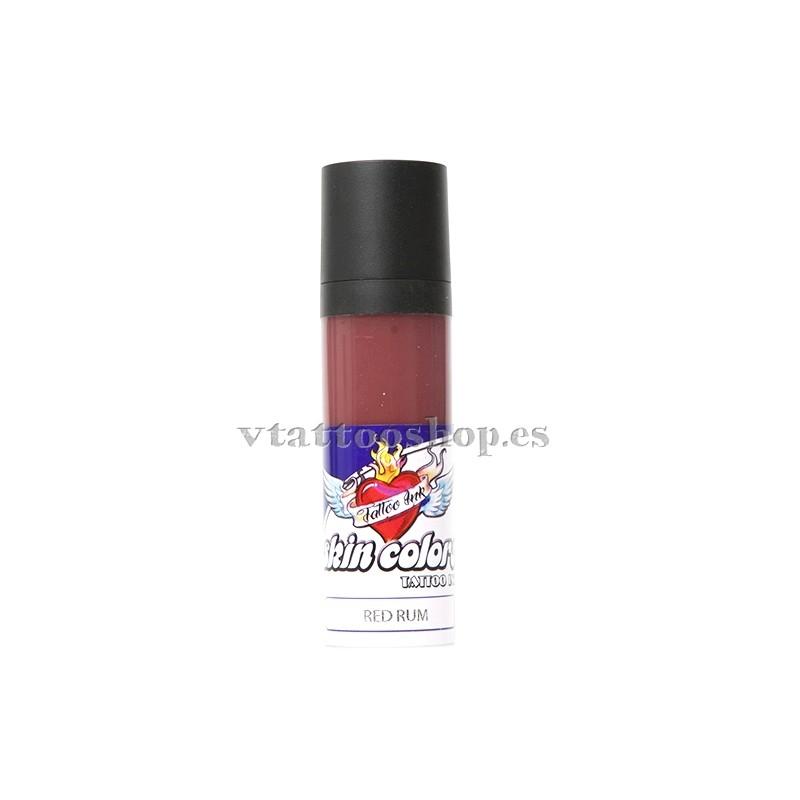Tinta Skin colors red rum 30 ml