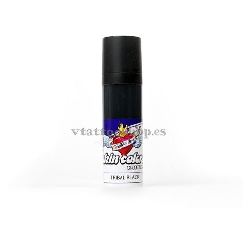 TINTA SKIN COLORS 30 ml TRIBAL BLACK