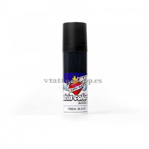 TINTA SKIN COLORS TRIBAL BLACK 30 ml