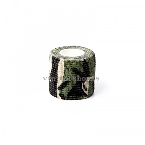 GRIP COVER CRYSTAL MILITARY 50 mm