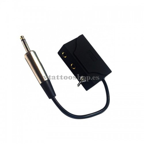 1 TO 2 OUTPUT CLIP CORD / P-BOX CONVERTER