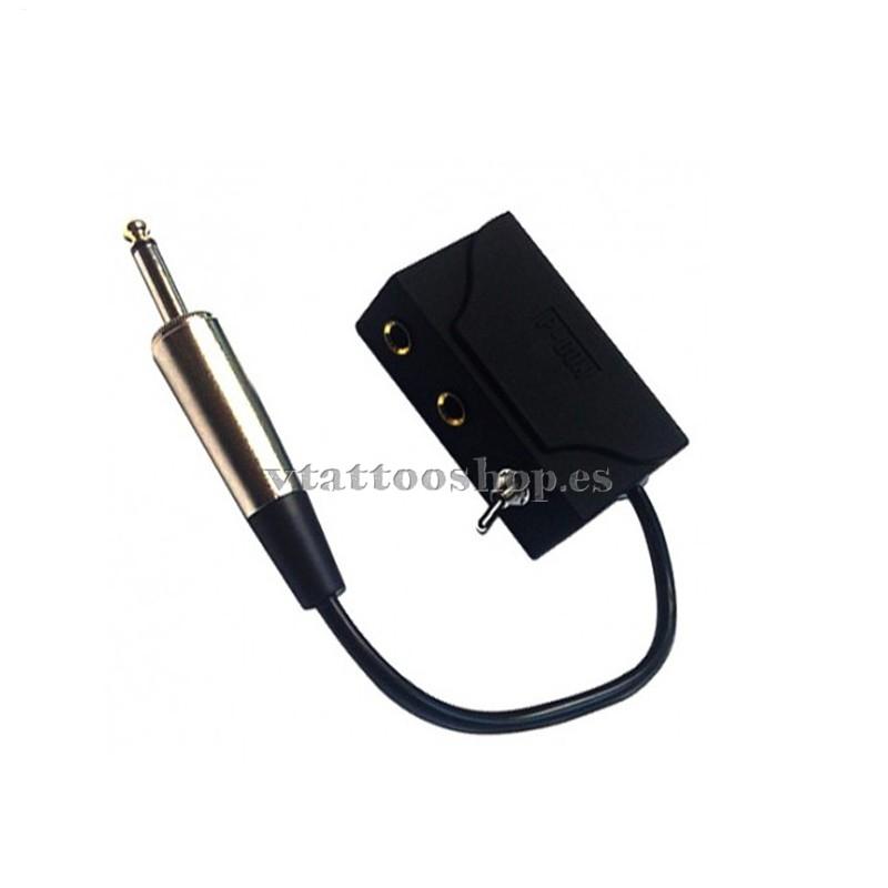 CONVERSOR DE 1 SALIDA A 2 SALIDAD CLIP CORD / P-BOX