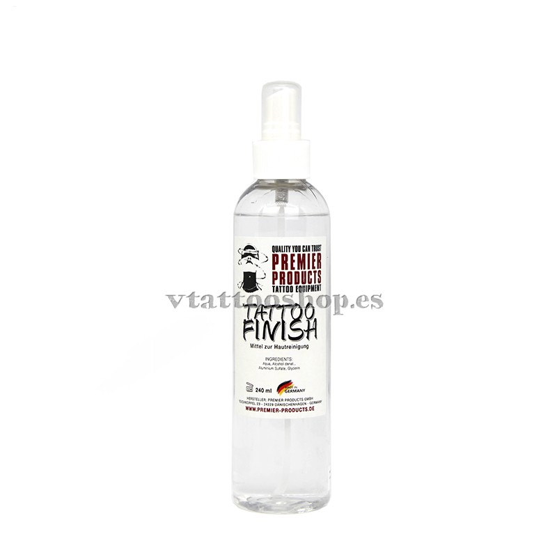 SPRAY TATTOO FINISH 240 ml.