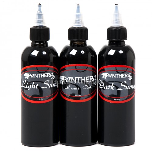 SET 3 PANTHERA INKS 150 ML