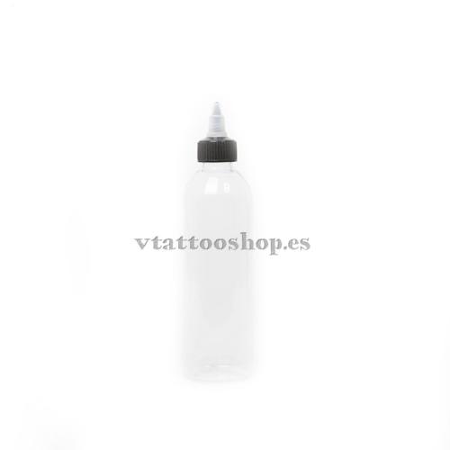 SELF-CLOSING PLASTIC BOTTLE 60 ml.