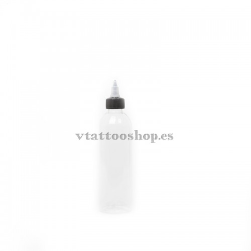 SELF-CLOSING PLASTIC BOTTLE 30 ml.