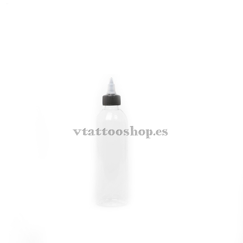 Self-closing plastic bottle 30 ml