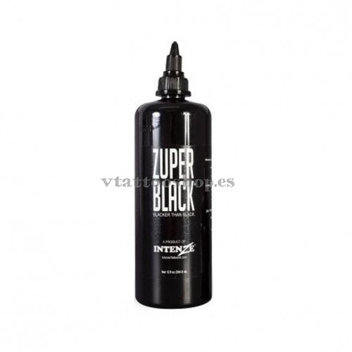 TINTA INTENZE ZUPER BLACK TATTOO INK