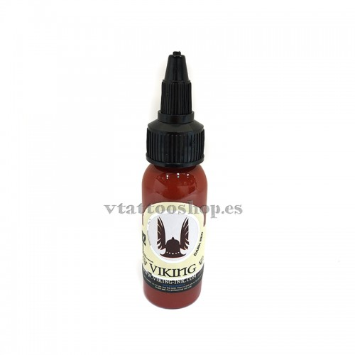 TINTA VIKING DARK RED 1 oz.