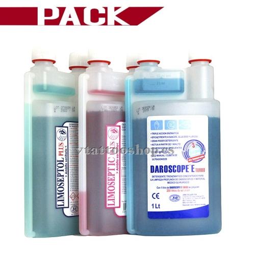 Pack productos higiene