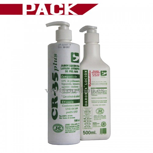 PACK CR35 + DAROMIX LOCIÓN 500 ml.