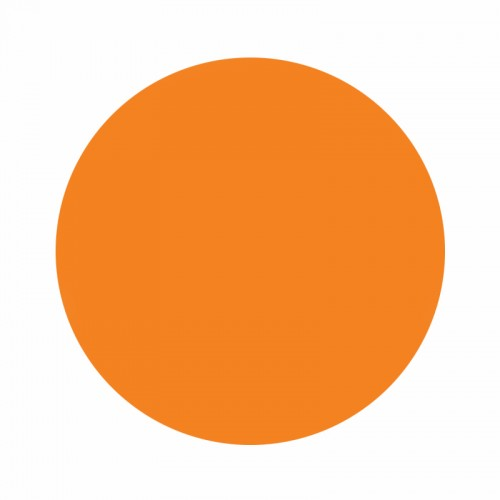 Tinta Eternal Ink Bryan Sanchez Watercolor Bright Orange