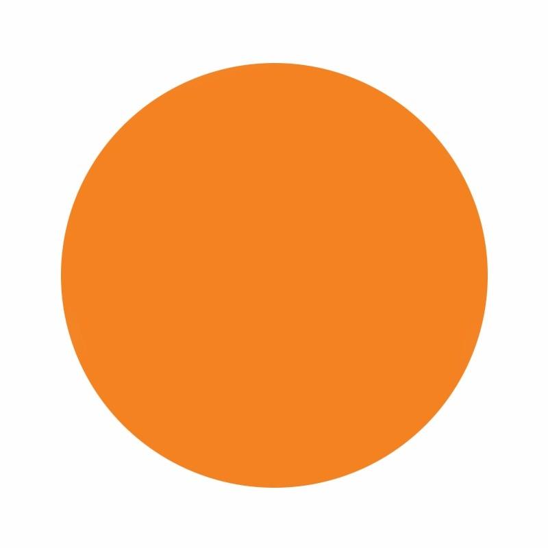 Tinta Eternal ink Bryan Sanchez Watercolour bright orange
