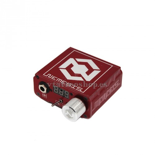 POWER SUPPLY NEMESIS RED